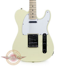 Brand New Fender Squier Affinity Telecaster Maple Fretboard in Arctic White Demo