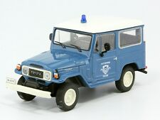 Toyota Land Cruiser FJ40 Hellenic National Police Greece 1980 DeAgostini