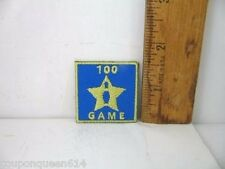 100 Game Bowling Patch
