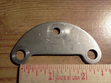 Used aircraft engine lift point has 2 1/4 inches between the bolt holes