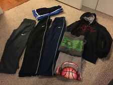 Lot Of Boys Athletic Clothes(Nike/under Armour)-size 7