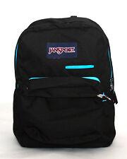 JanSport Backpack NEW School Bag - DIGIBREAK Black