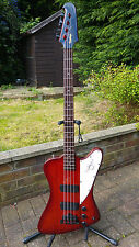 Epiphone Thunderbird 4 String Bass Guitar with Case. Excellent Condition.
