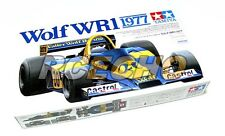 Tamiya Automotive Model 1/20 Car Wolf WR1 1977 Scale Hobby 20064