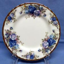 "ROYAL ALBERT  MOONLIGHT ROSE BONE CHINA SALAD PLATE SZ-8""ACROSS MADE IN  ENGLAND"