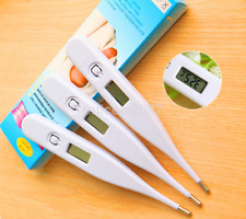 1pcs Cute Diagnostic Digital Monitor Thermometer LCD For Baby Children CA