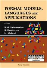 Formal Models, Languages And Applications (Machine Perception and Arti-ExLibrary