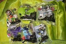 McDonalds TEEN TITANS GO COMPLETE SET SEALED 6PC free ship sold out in stores!