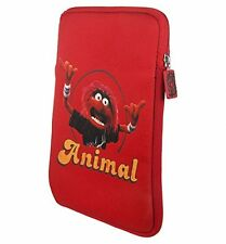 Tablet/Estándar iPad/eBook/manga con cremallera caso Muppets Animal