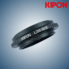 New Kipon adapter for Leica M39 mount lens to Sony NEX camera NEX/A72/A7R2