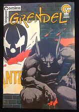 Grendel #2 NR Near-Mint- 9.2 OWL 8 o/w pages 1983 Comico Comic Book Matt Wagner
