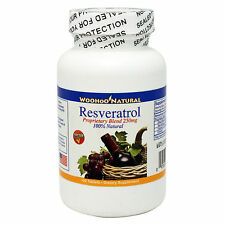Resveratrol Antioxidant 100% Pure Reservatrol 100 Tablets - FREE SHIPPING