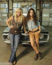 Danica Patrick and Miranda Lambert 8x10 Photo 012