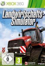 Xbox 360 agriculture simulator 2013 allemand excellent état