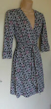 Diane Von Furstenberg Julian, silk wrap dress US SIZE 6.