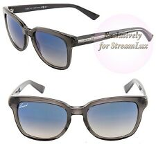 GUCCI GG 3586S X1JDK Men Sunglasses Clear Gray Gradient Blue 51MM