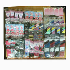 JOB LOT OF 60 PAIRS QUALITY LADIES SOCKS CLEARANCE