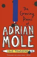 The Growing Pains of Adrian Mole by Sue Townsend, Book, New (Paperback)