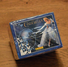 Panini Disney Cinderella Sammelsticker *1 Display 35 Tüten - 175 Sticker* NEU