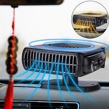 2 in 1 12V 150W Car Heater Cooling Fan Windscreen Demister Defroster New Optimal