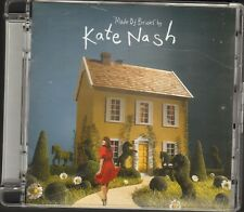 KATE NASH Made of Bricks by CD NEW 12 track 2007 LUXURY Jewel Case