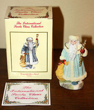 International Santa Claus Collection GRANDFATHER FROST RUSSIA Figurine SC12