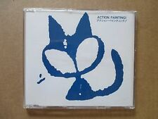 Action Painting! ‎– Mustard Gas - 1993 UK CD - SARAH RECORDS - RARE & OOP!!
