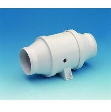 "CQUIP / SEAWORLD 12v Bilge Blower for 76mm / 3"" Hose (10-10382)"