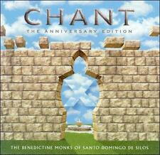 Chant: The Anniversary Edition, Benedictine Monks of Santo Domin - BRAND NEW CD