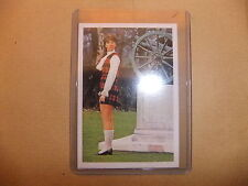 THE TV AVENGERS IN COLOR DIANA RIGG LINDA THORSON CORNERSTONE B6 PROMO CARD
