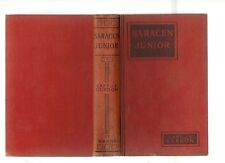 CAPT J E GURDON SARACEN JUNIOR FIRST EDITION HARDBACK 1934