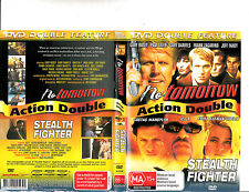 No Tomorrow-1999-Gary Busey/Stealth Fighter-1999-Costas Mandylor-2 Movie-DVD