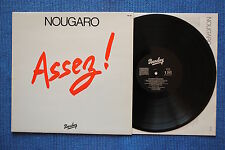 CLAUDE NOUGARO / LP BARCLAY 96 106 / Recto - Verso Brillant / 1980 ( F )