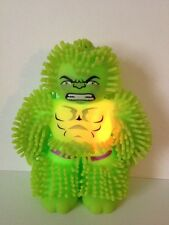 MARVEL INCREDIBLE HULK BOY'S KIDS WIBBLY BUDDY LIGHT UP TOY NWT AGES 3+