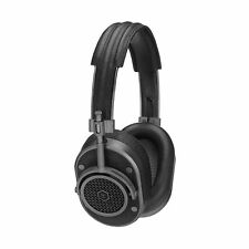 Master & Dynamic MH40 Over Ear Headphones In-line Remote & Mic Gun Metal OPENBOX