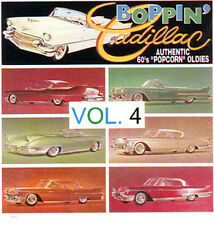 V.A. - BOPPIN' CADILLAC Vol. 4 - 60's Popcorn Oldies CD