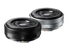 Fujifilm XF 27mm F2.8 Compact Prime Lens BLACK