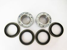 Front Left & Right Wheel Bearing & Seal Set For Nissan ALTIMA 93-01/MAXIMA 89-99