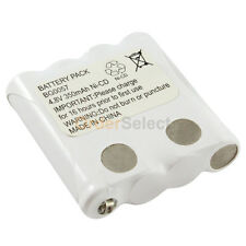 Two Way 2-Way Radio Battery 350mAh for Uniden BP40 BP38 380 680 635 885 GMRS