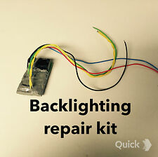 Dodge ,Chrysler Sebring speedometer Backlighting repair kit