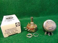 (1) AB Allen Bradley Type J 5 Meg 2 Watt 10% Potentiometer Lin Taper NOS NIB