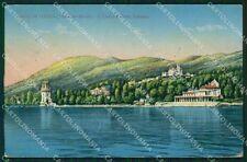 Brescia Gardone Riviera Lgo di Garda cartolina VK0738