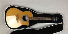 Ovation Applause Summit Series AE28 Accoustic Electric Guitar w/Fur Lined Case