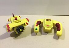 Fisher Price Geotrax Loopy Loco RC Remote Control Plane Geoair