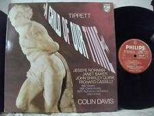 6500 985 TIPPETT A Child of Our Time NORMAN BAKER QUIRK DAVIS PHILIPS STEREO LP