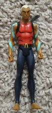 "DC YOUNG JUSTICE AQUALAD 4"" UNIVERSE DIRECT CLASSICS RARE LEAGUE AQUAMAN"