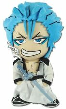 "BRAND NEW 9"" Grimmjow Great Eastern Bleach Animation Plush Toy DOLL (GE-8978)"