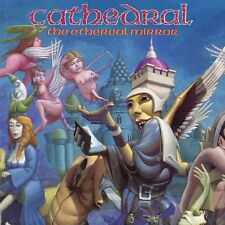 """Cathedral """"The Ethereal Mirror"""" CD/DVD Digipak"""