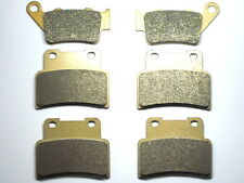 Brake Pads For Aprilia Shiver 750 Front Rear Brakes Free Shipping Sintered SET