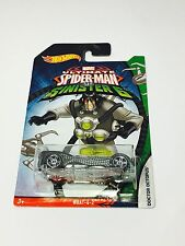Nerd Block Jr Marvel Ultimate Spider-Man Vs Sinister 6 Doctor Octopus Hot Wheels
